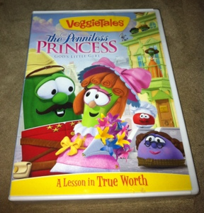 20120816 102039 Veggie Tales: The Penniless Princess Review