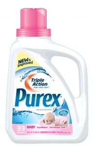 purex baby detergent