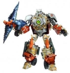 TFBH Deluxe class RATCHET Robot Mode