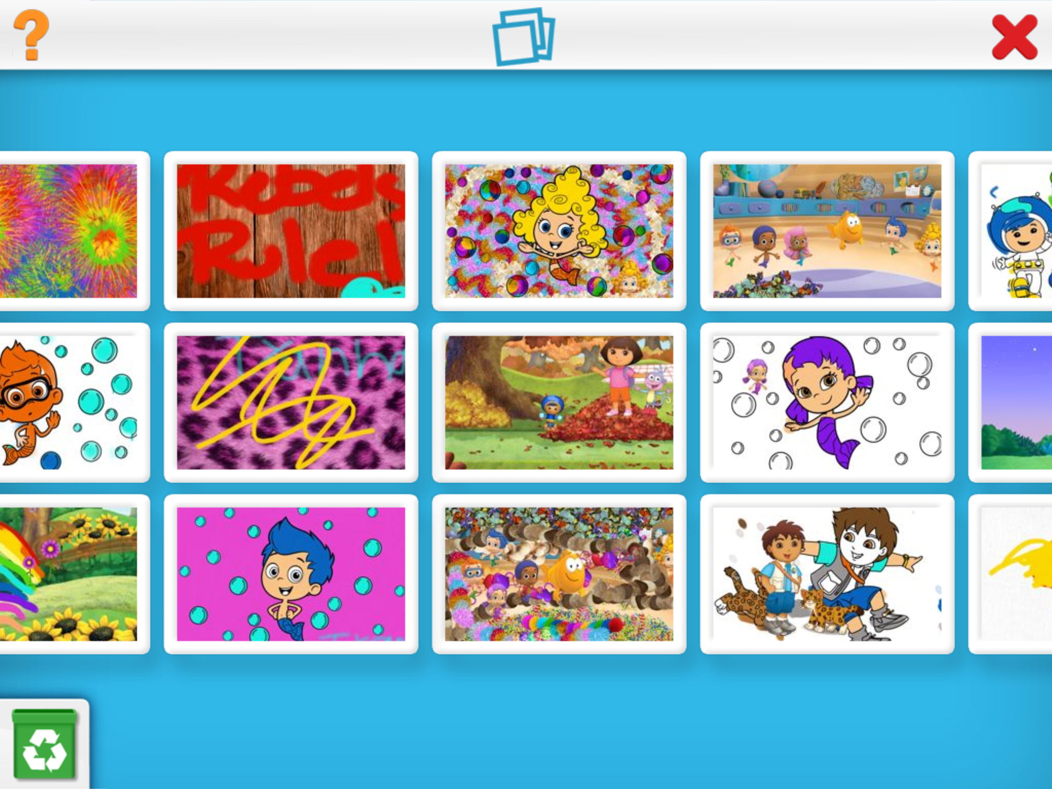 Nick Jr. Draw And Play App - BB Product Reviews