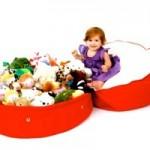 MyBrambleberry Beanbag Storage System Review/Giveaway