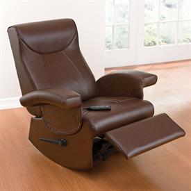 Brylanehome Extra Wide Three In One Massaging Recliner