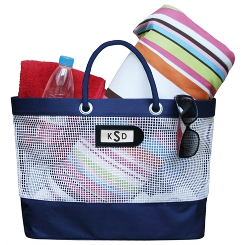 Summertime Gift Guide ~ Mesh Beach Bag & Kids Beach Towels - BB ...