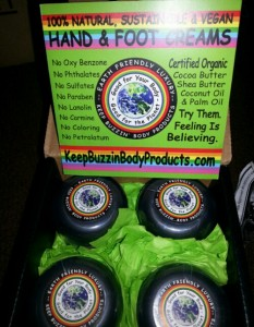 Keep Buzzin Body Products
