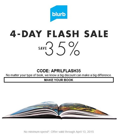 You can find the best Blurb promo codes and Blurb coupon codes in January 2019 for savings money when shoping at online store Blurb.