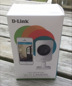 D-Link High Definition WiFi Camera