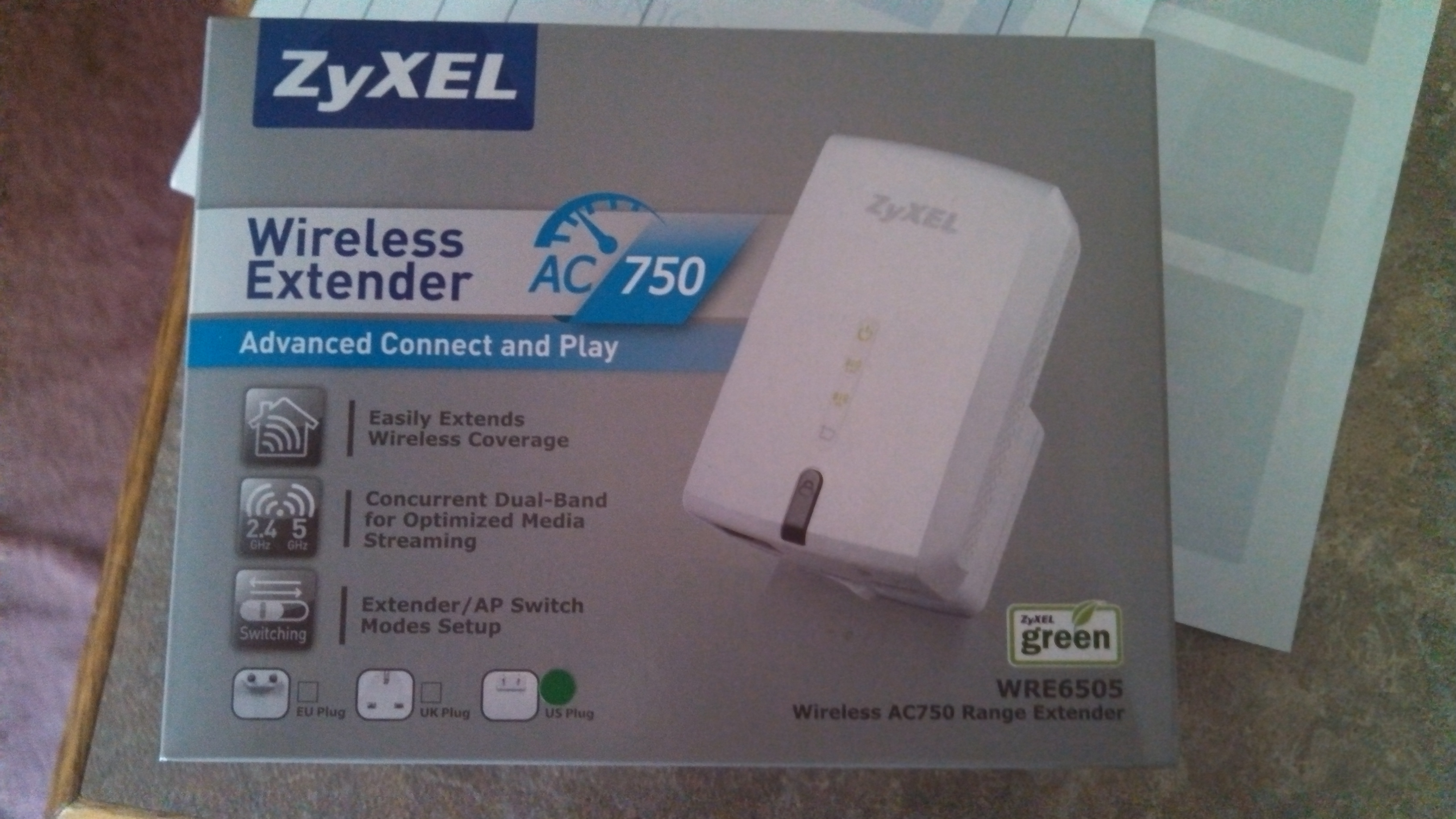 Zyxel Wireless AC750 Range Extender Review - BB Product Reviews