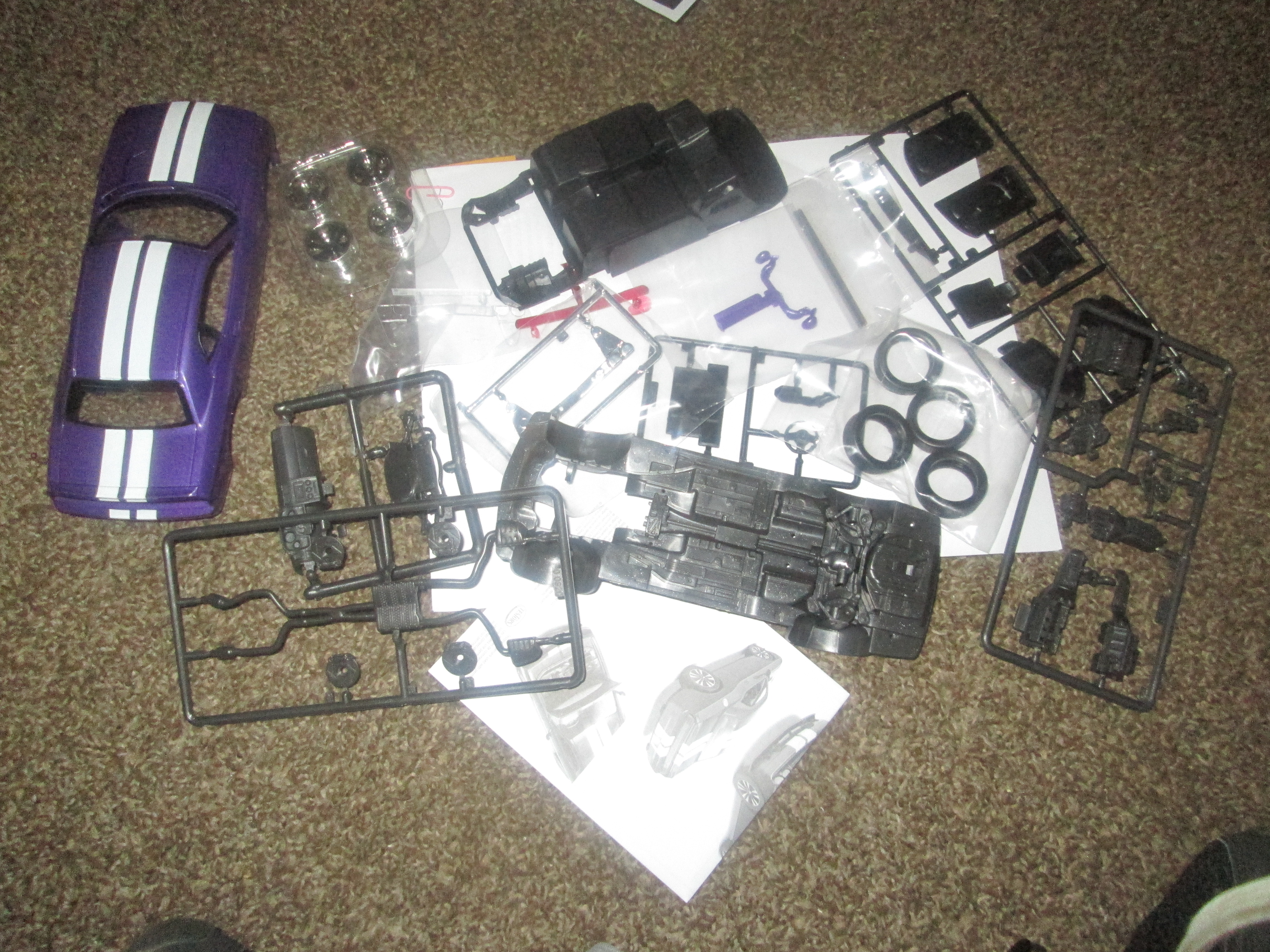 Revell Building Scale Models - BB Product Reviews