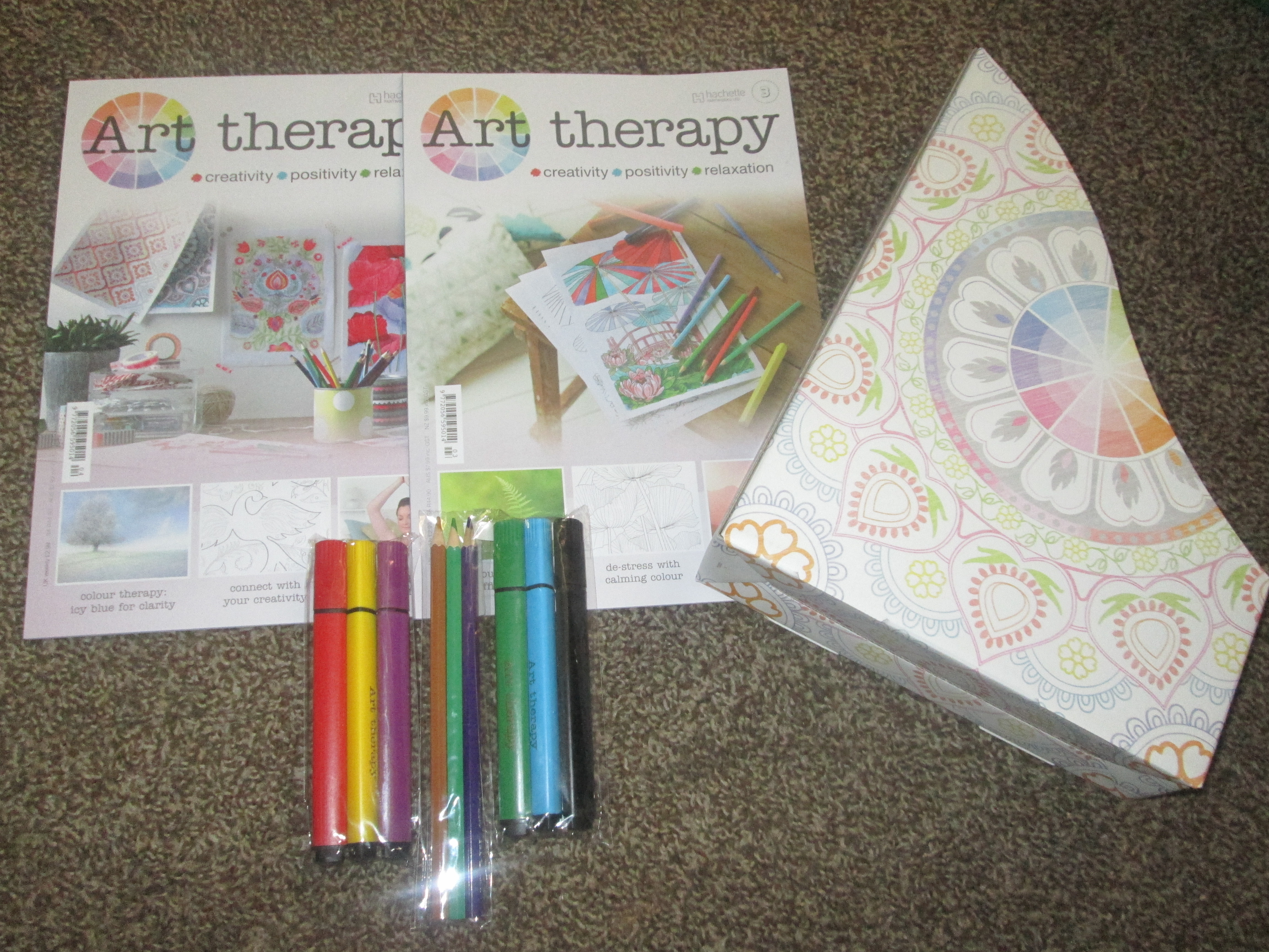 art therapy lit review This text is sure to be a landmark in art therapy literature  oregon and currently  serves on the editorial review board for art therapy: journal of the american.
