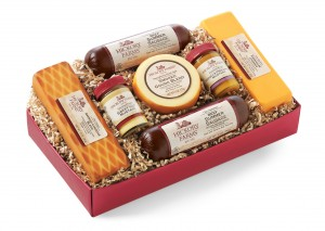Summer Sausage & Cheese Gift