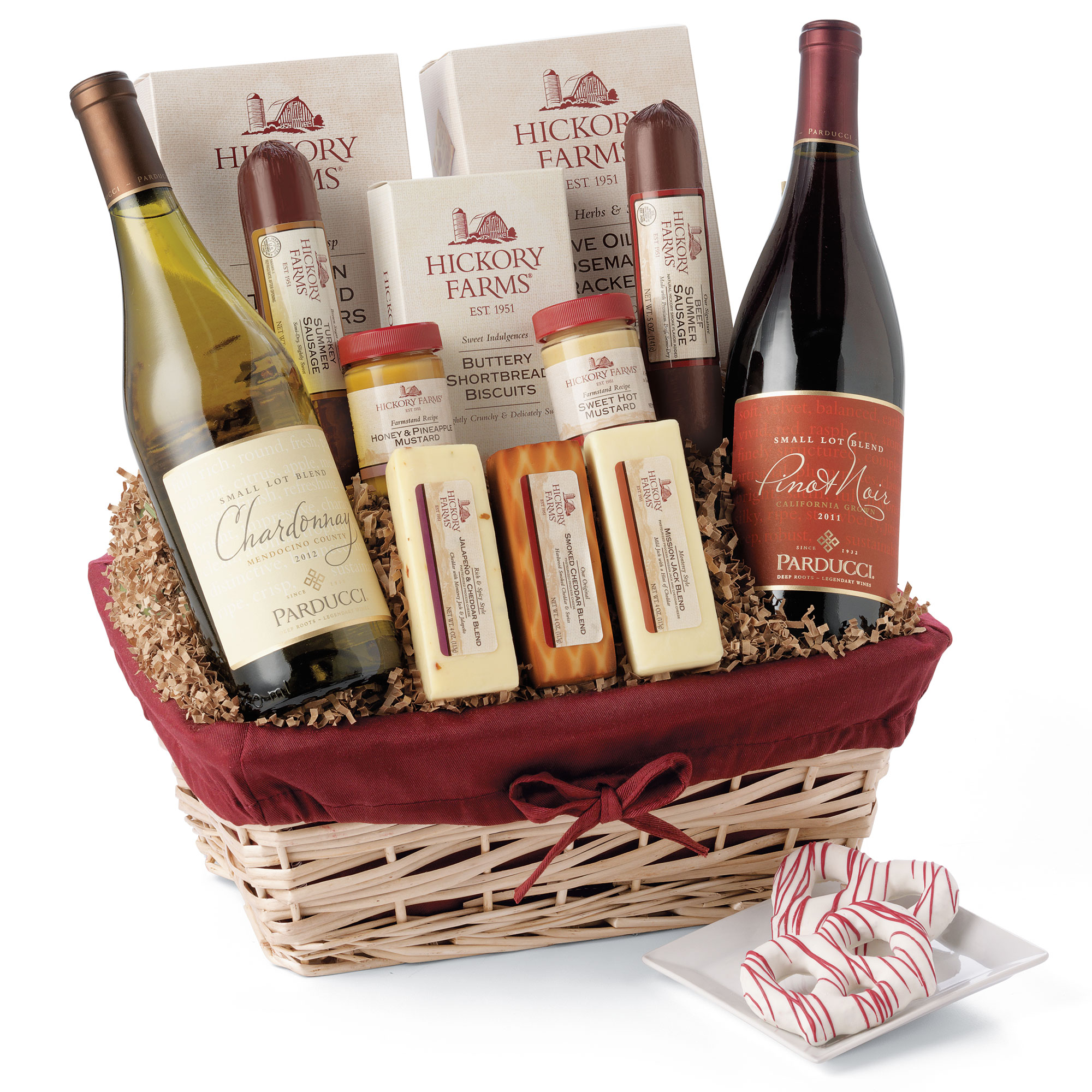 Hickory Farms Gift Baskets S - Gift Ideas