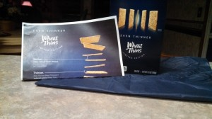 The Even Thinner Wheat Thins