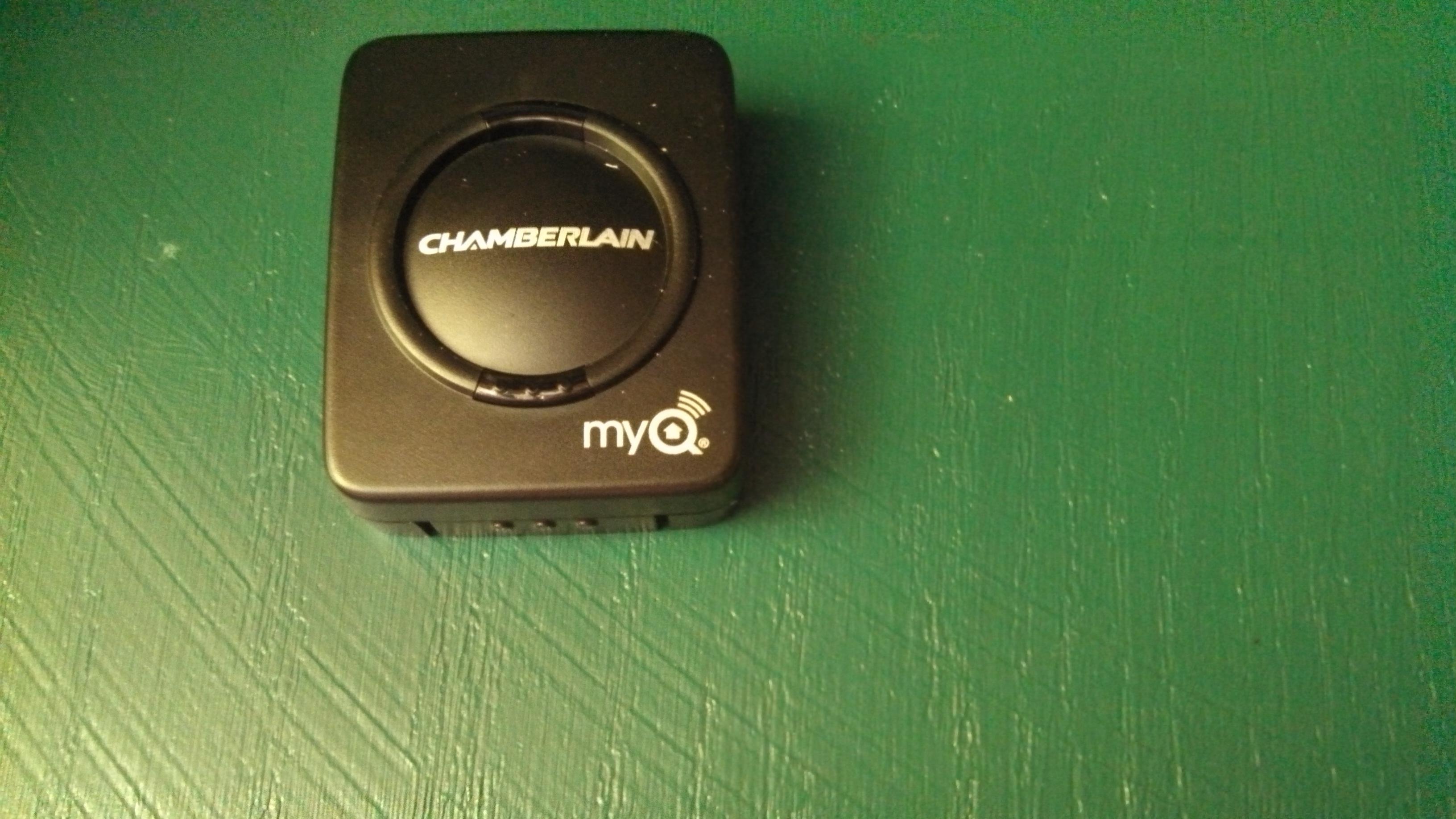 Chamberlain Myq Smartphone Garage Door Controller Review
