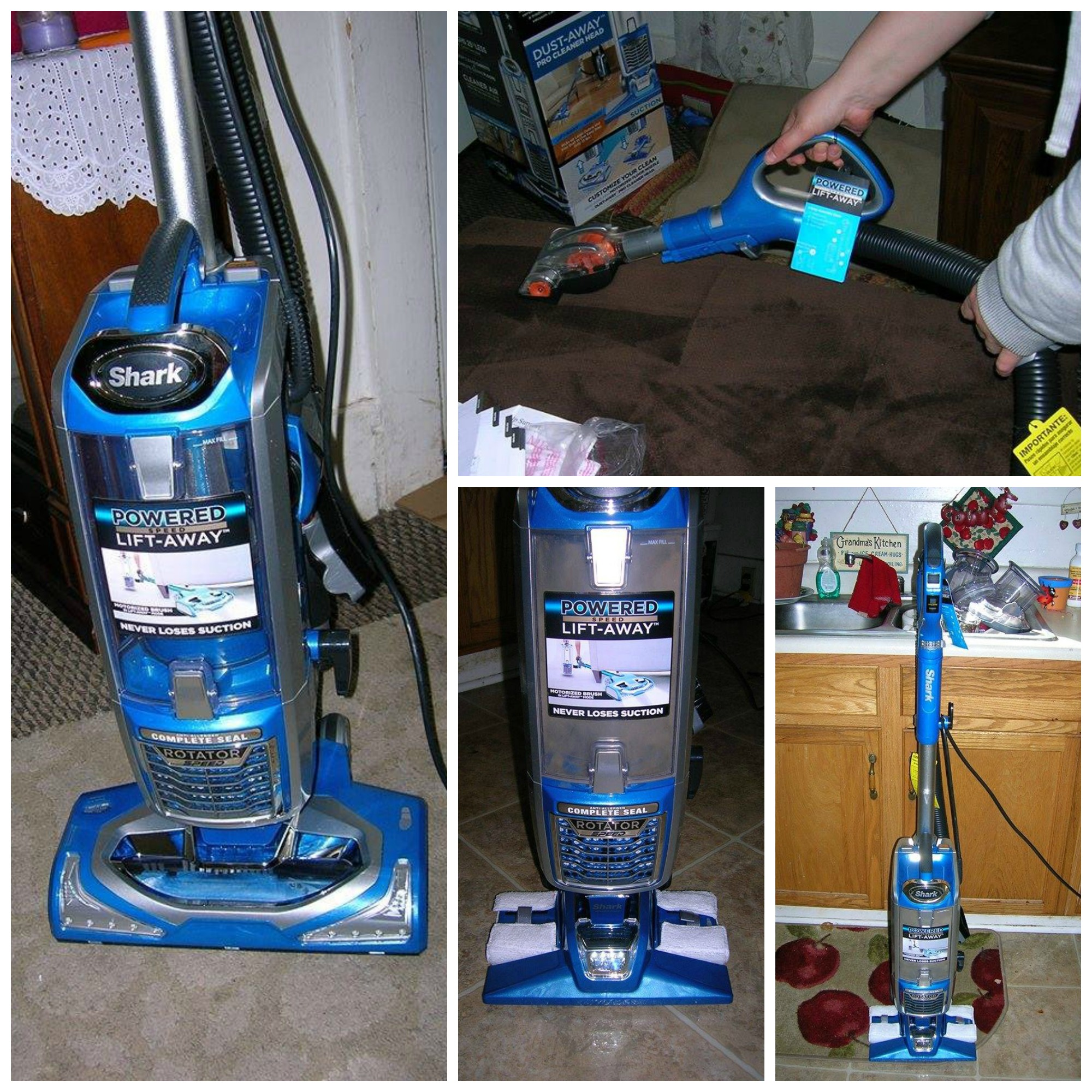 Shark Rotator Powered Lift Away Speed Vacuum Giveaway