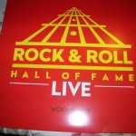 ROCK AND ROLL HALL OF FAME LIVE – VOLUME 3 VINYL