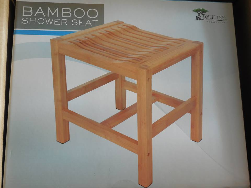Toilettree Bamboo Shower Bench Bb Product Reviews