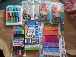 A lot of fun ArtSkills supplies