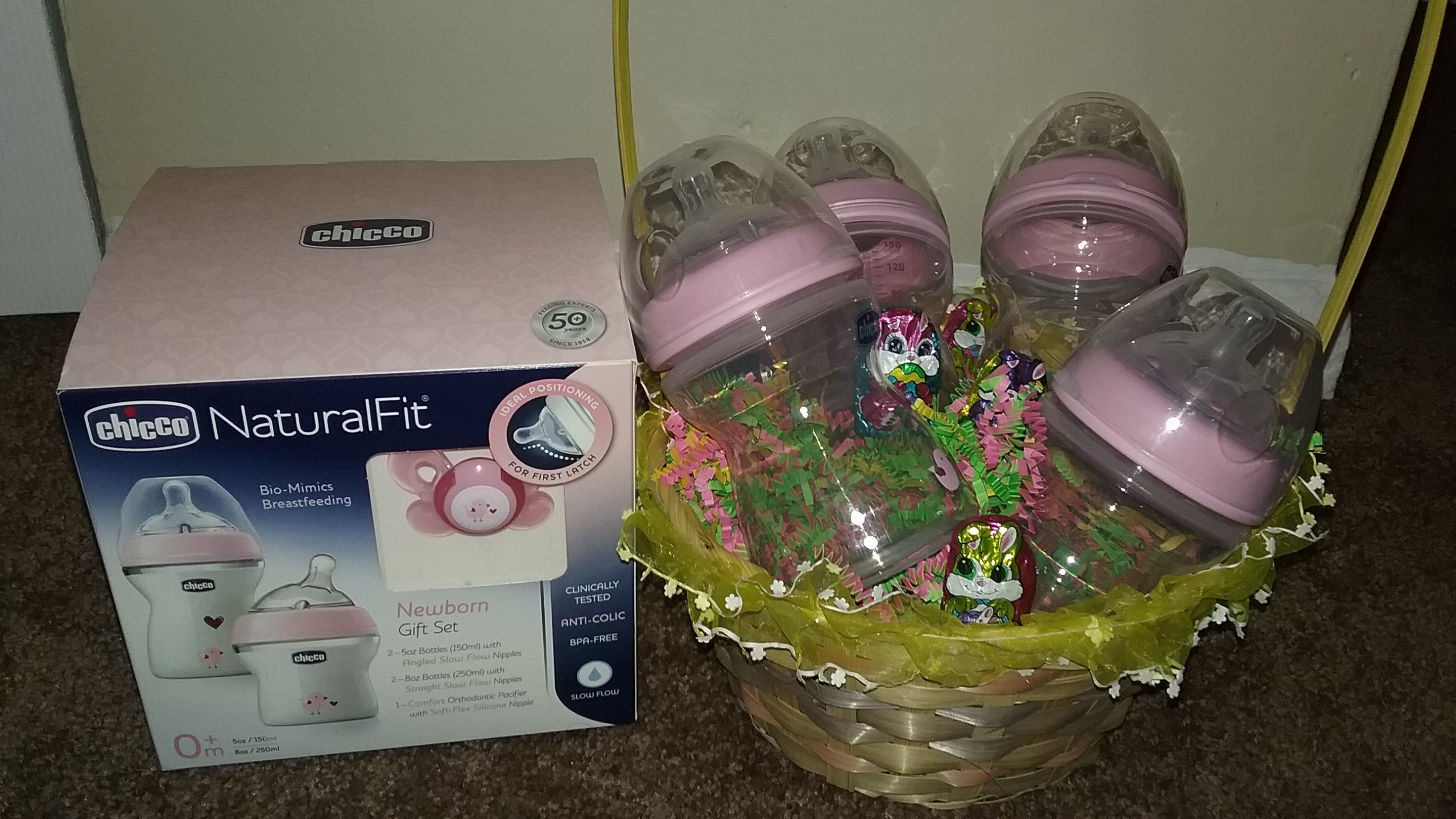 New mothers can enjoy easter too with a chicco naturalfit newborn 20170411210308 negle Gallery