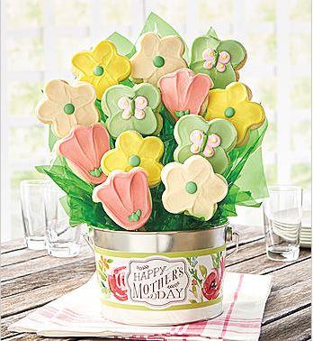 Cookie Flower Pot