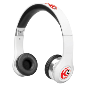 Krankz Wireless Headphones in White Image