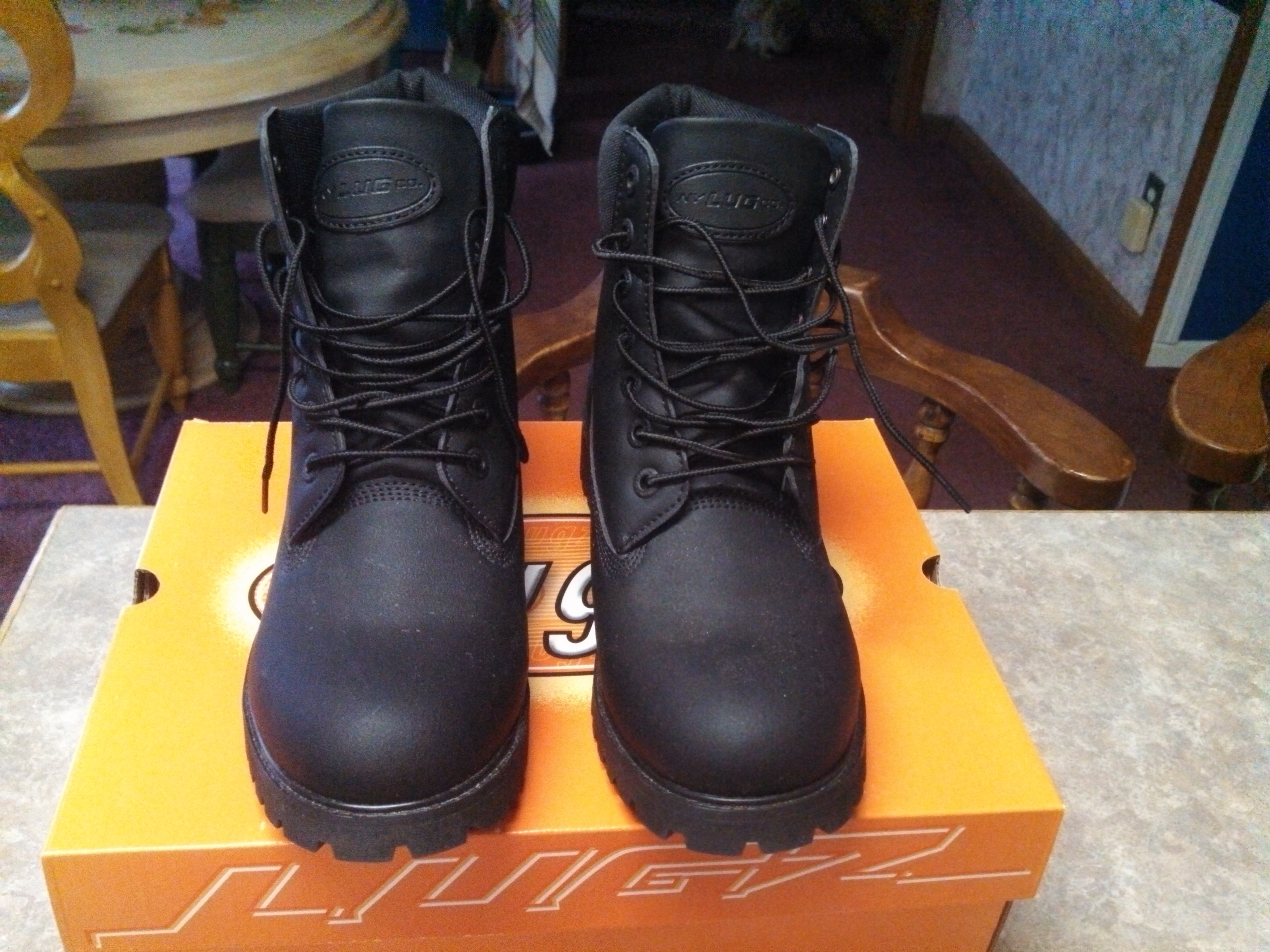 58e9687bc38 Lugz Men's Convoy 6-Inch Boot Review - BB Product Reviews