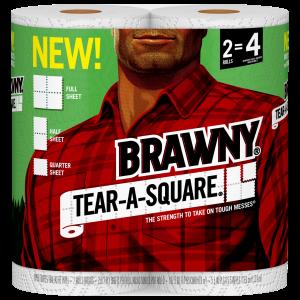 thumbnail_BRAWNY® 2RL Tear-A-Square® RDSN UPC 42000 41702