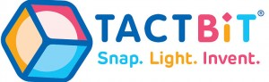 Tactbit Snap Light Invent logo