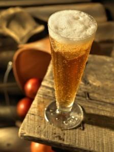 Apple Cider on the Porch
