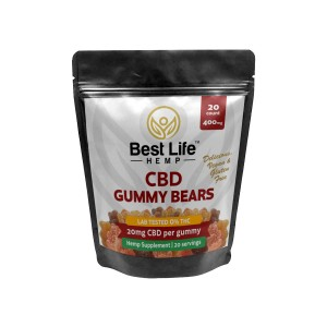 Best-Life-Hemp-CBD-Gummy-Bears-400mg-Bag-Front